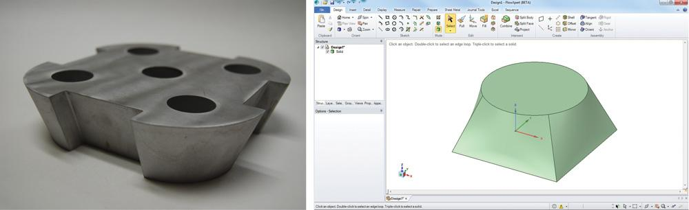 3-D waterjet software ingredients are the right mix for easy