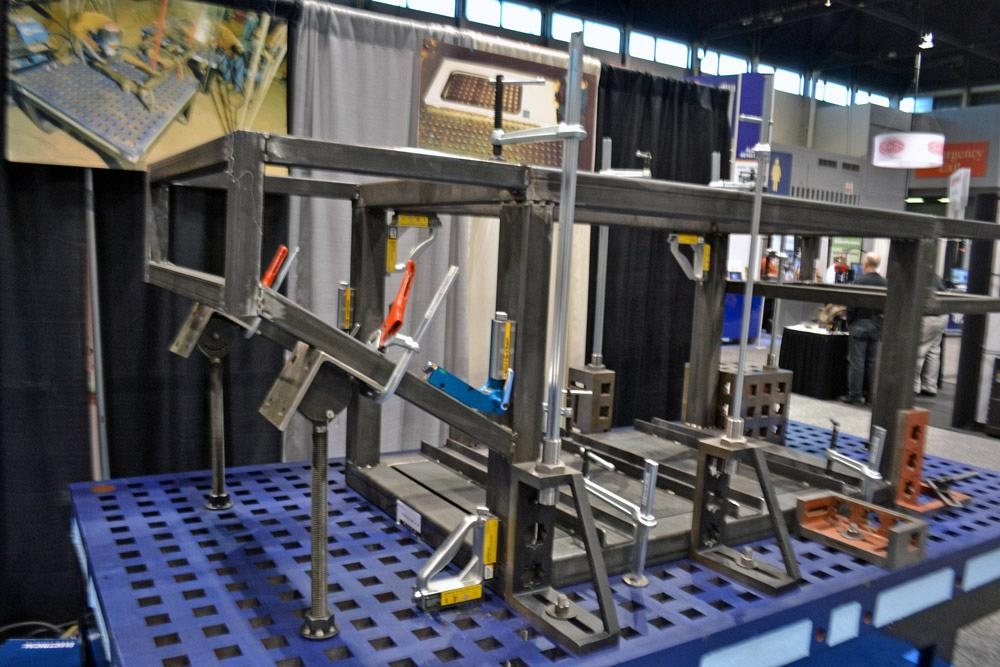 7 Reasons Cast Iron Platen Tables Make Sense For Welding