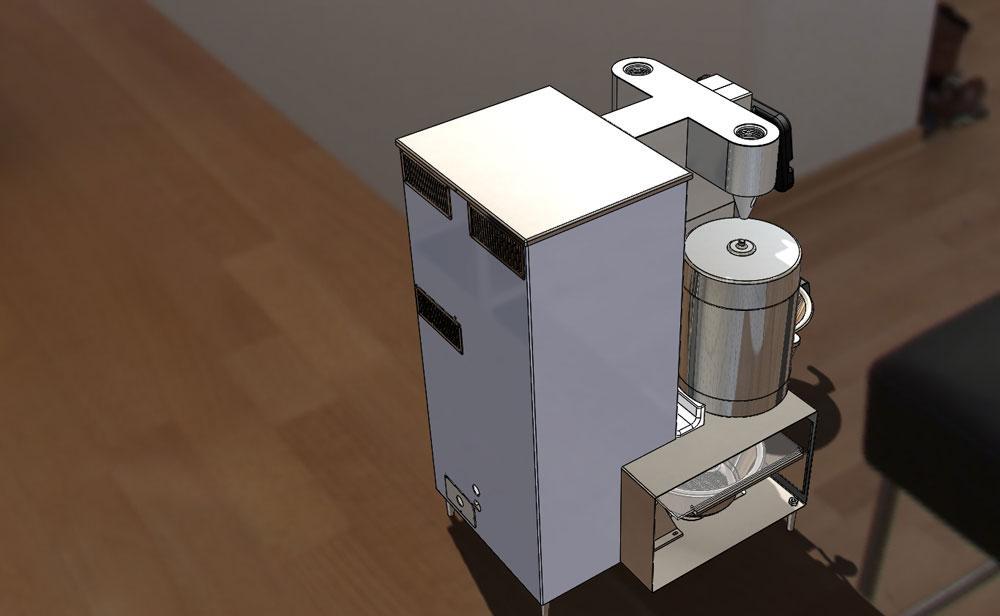 Menu For Olive Garden: A 3-D CAD Modeling Case Study: Using The DFM Model To