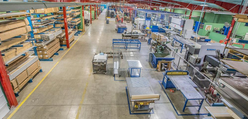 A Case Study In Lean Manufacturing Opening The Door To