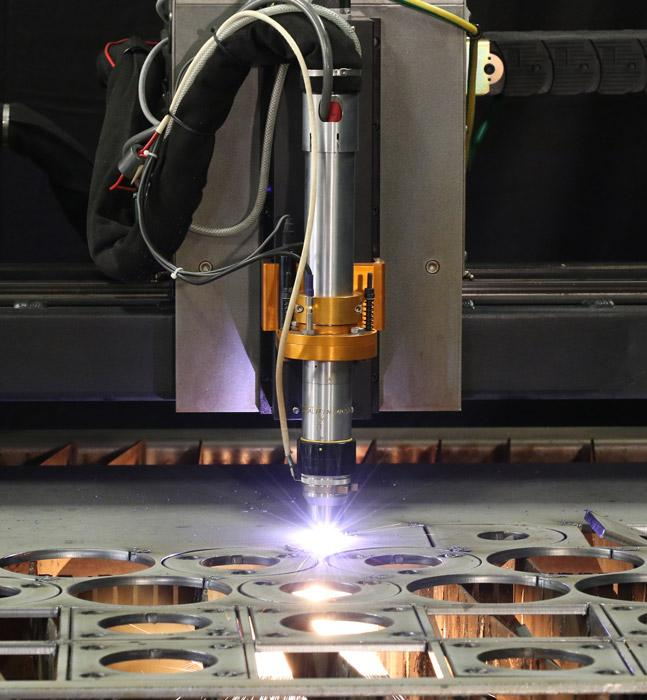 A Check List For A Plasma Cutting Table Retrofit