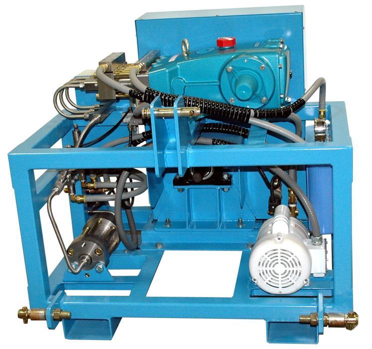 A Waterjet Pump Primer
