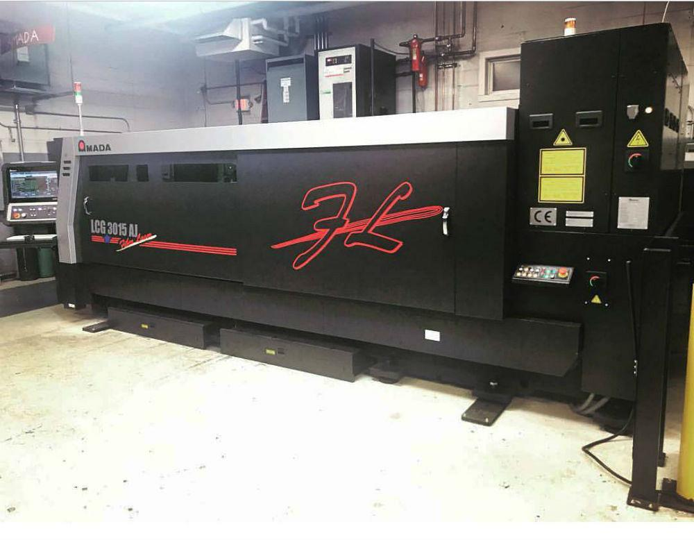 e7f6d1422ef5 Amada America delivers fiber laser cutting system to SQNJI Tool ...