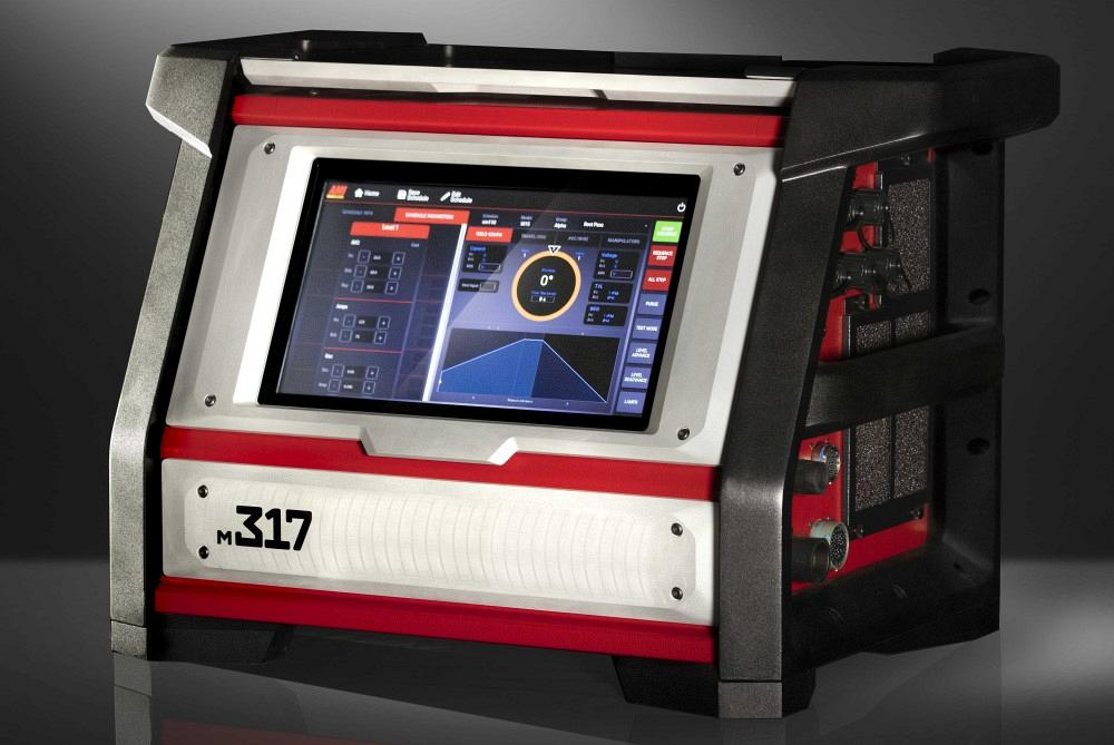 AMI M317 orbital welding controller for automated welding applications