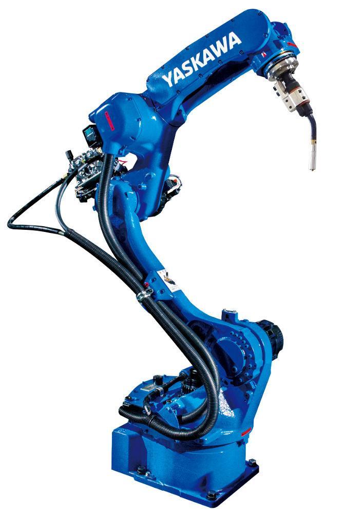 Ar Series Arc Welding Robots From Yaskawa Motoman Include Updated Acceleration Deceleration Control