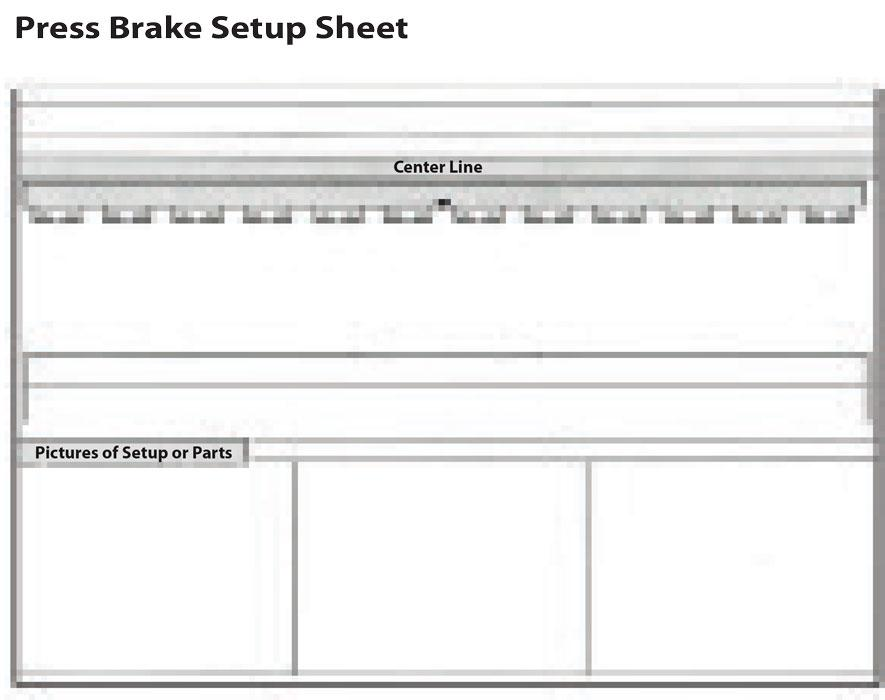 Best practices for the best press brake bending performance