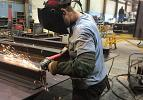 Best practices for fabricators using brushes and abrasive wheels