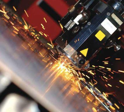 Better material surface, better laser cutting
