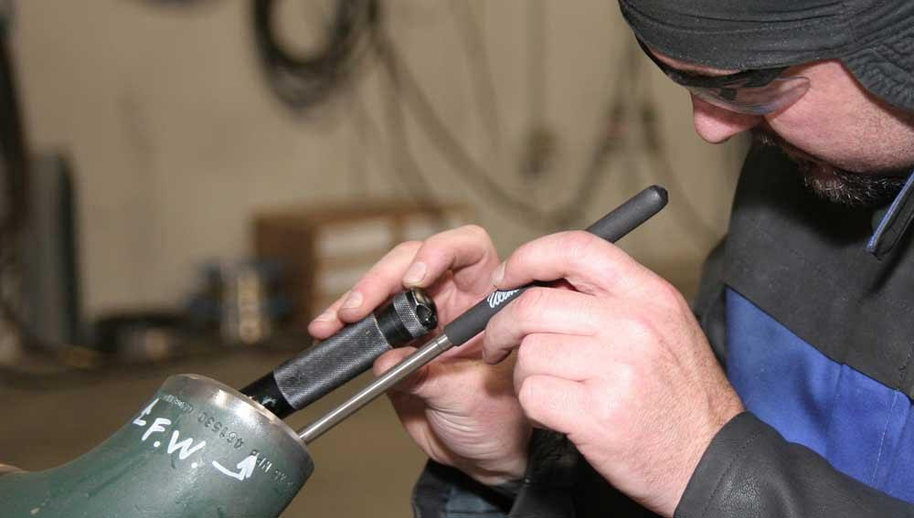 Better preps, better pipe welds