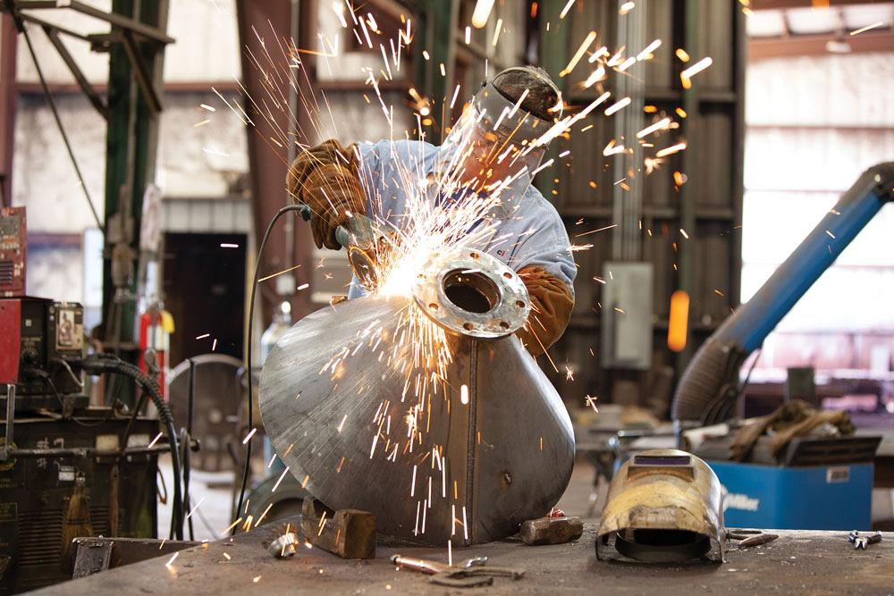Common problems in wire welding
