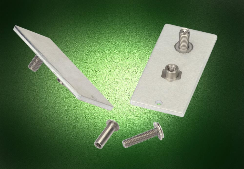 Concealed Head Self Clinching Studs And Standoffs