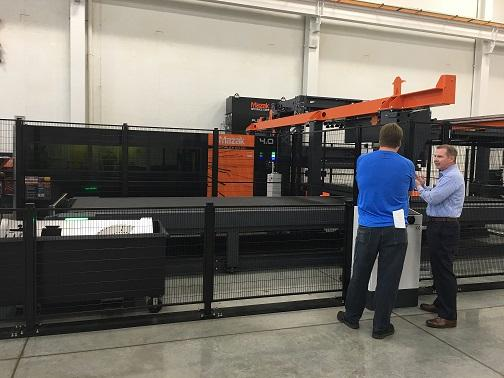 Direct-diode laser technology advances to take on fiber lasers