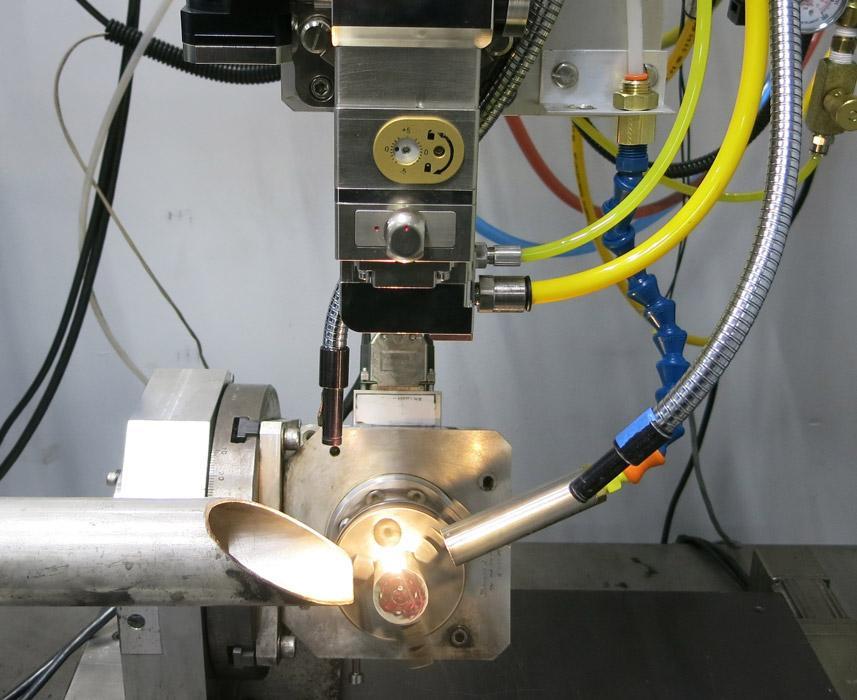 Electron Beam Or Laser Beam Welding
