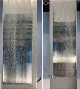镀锌超高强度钢冲压摩擦测量
