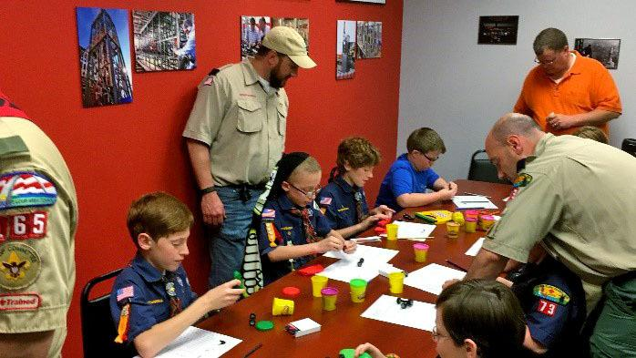 Epic Systems, Boy Scouts team up for STEM workshop
