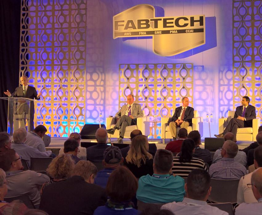 Fabtech 2016 Closing The Loop For Manufacturing Perfection