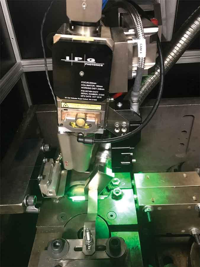 光纤激光技术进入管材,管材生产市场