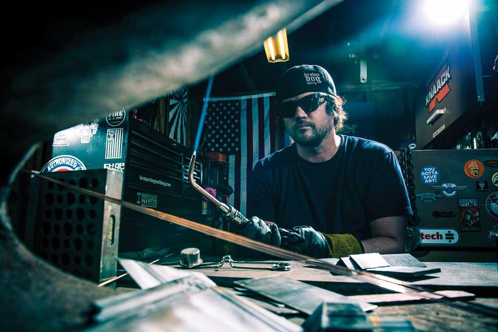 For welders, passion is the tie that binds