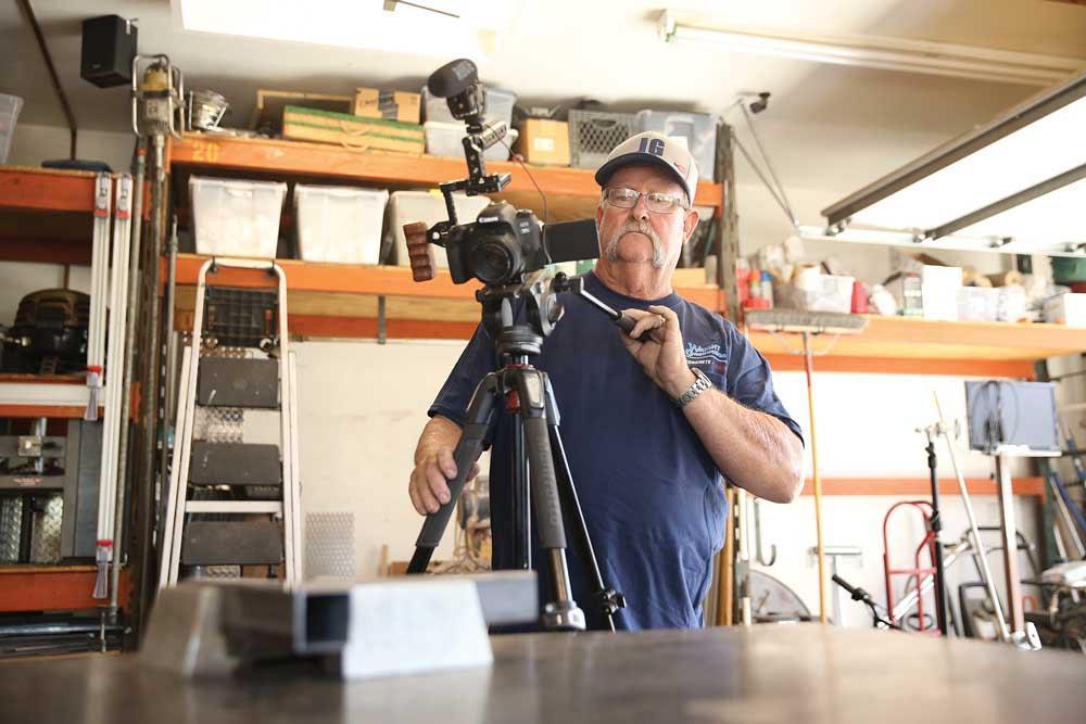 From Garage Hobbyist To Youtube Star