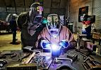 Getting welding classes off the ground during a pandemic