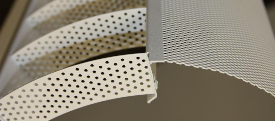 Going Beyond Commodity Sheet Metal Perforation