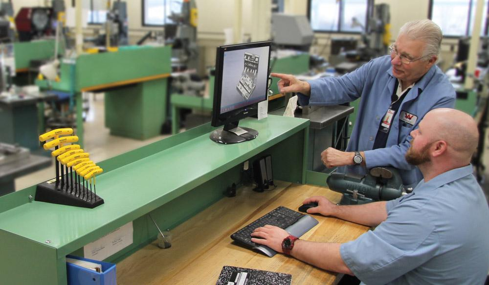 Have a tool- and diemaker shortage?