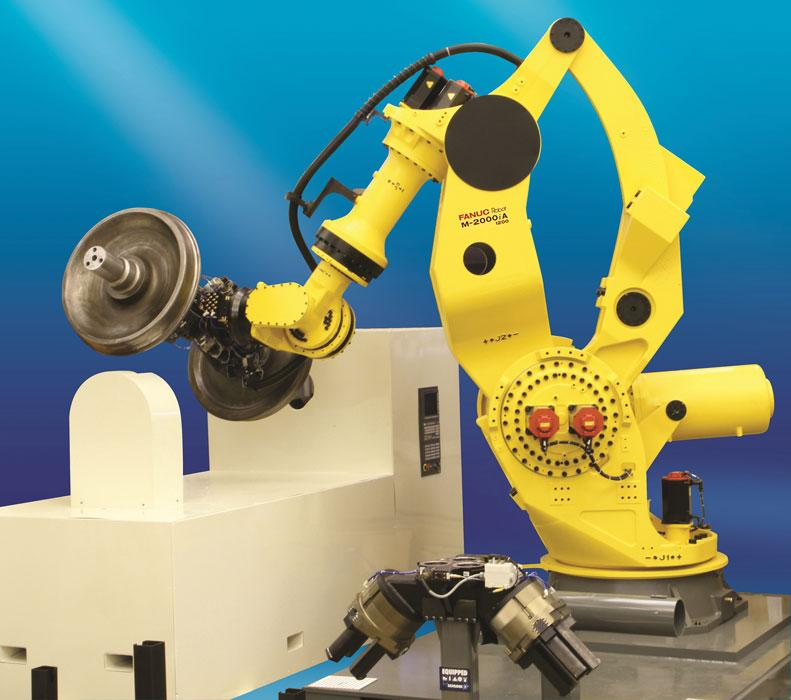 How robots are changing heavy fabrication