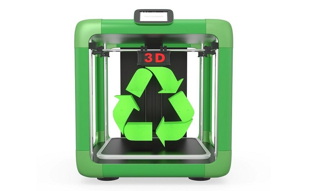 How sustainable is 3D printing as a manufacturing process?