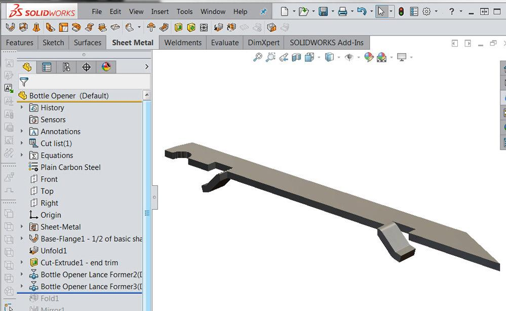 How to create a realistic 3D CAD model, not a fabrication model