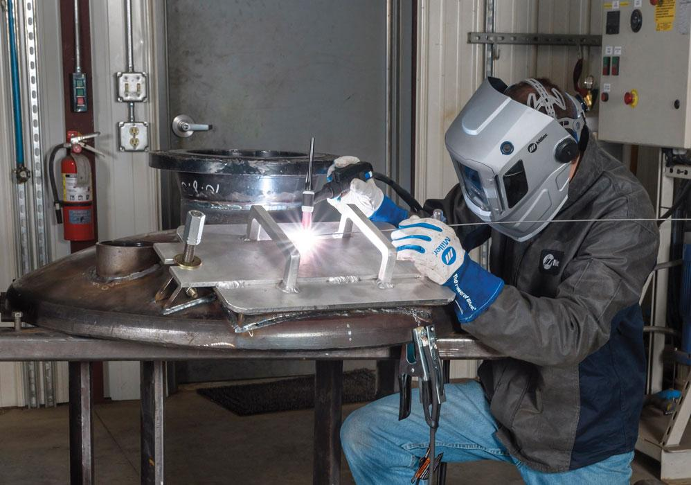How To Tig Weld Aluminum