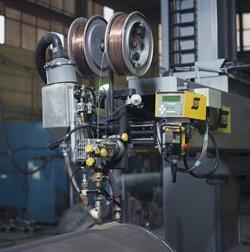 Improving Productivity With Submerged Arc Welding