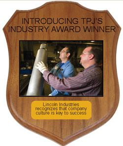 Introducing Tpj S Industry Award Winner