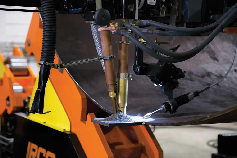 Is submerged arc welding the right process for you?