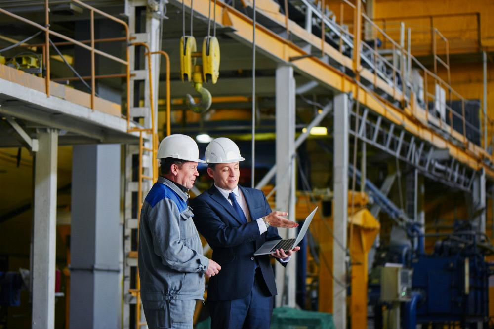 Management in the metal fabrication industry