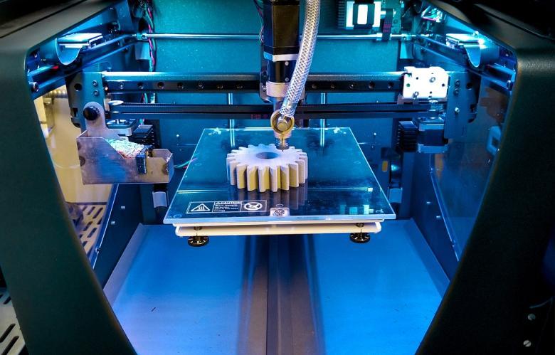 Metal 3D printer eliminates the debinding step