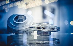 Additive manufacturing large metal parts