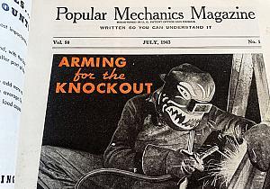 1943年的《大众机械师》