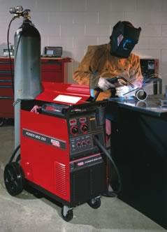Lincoln Electric Mig Welder >> Mig Welding The Basics And Then Some