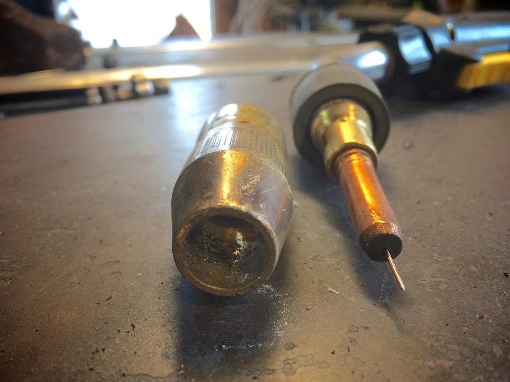 MIG welding troubleshooting tips