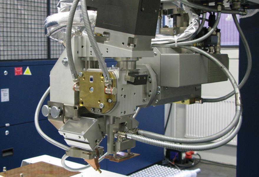 Minimizing Scrap On Laser Welding Mills