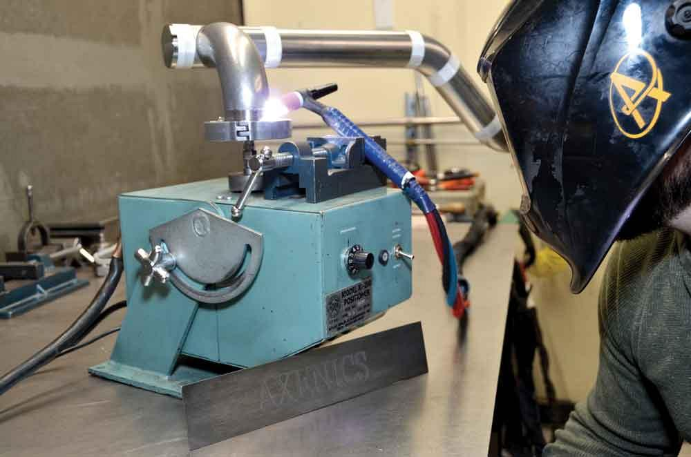 Optimizing And Economizing Orbital Welding For Pipe Projects