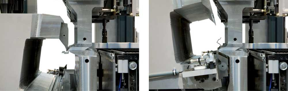 Panel benders, folding machines, and other alternatives for
