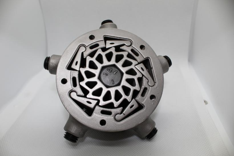 additive manufactured part