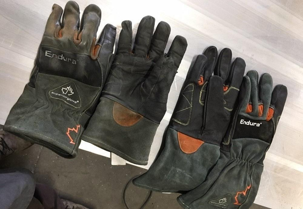Precision Tig Welding Requires Special Hand Protection