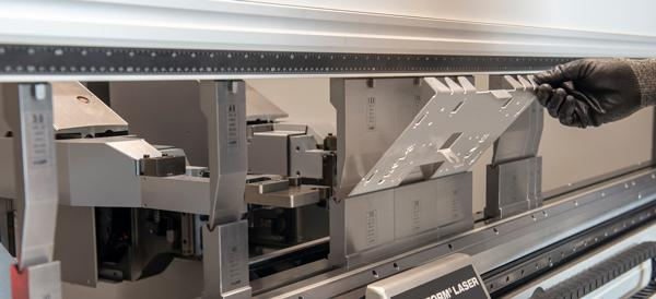 Software has led the way, but there are other pieces to the puzzle when operating a modernized press brake