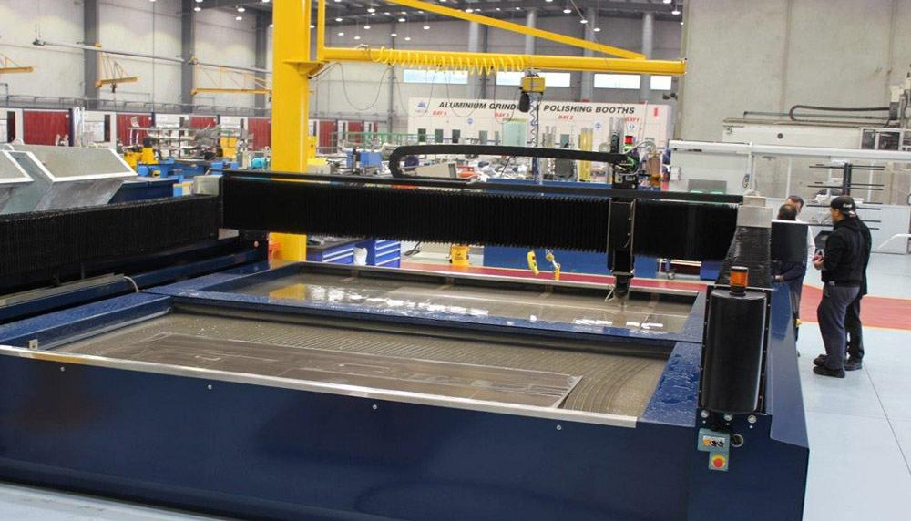 Right-size your waterjet cutting machine
