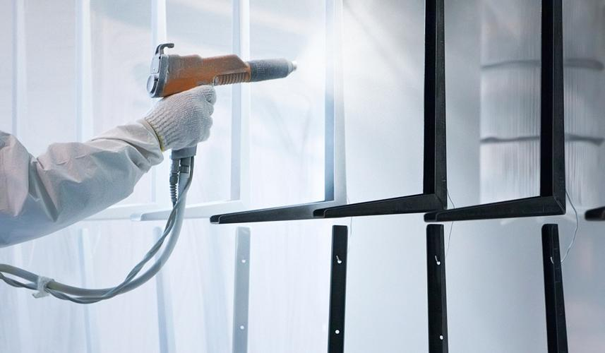 Safety and regulatory overview for powder coating
