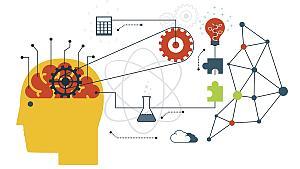 科学、技术、工程或数学(STEM)例证