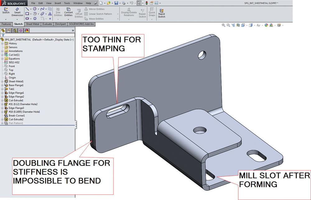 Shop Technology And 3 D Cad Design For Manufacturing