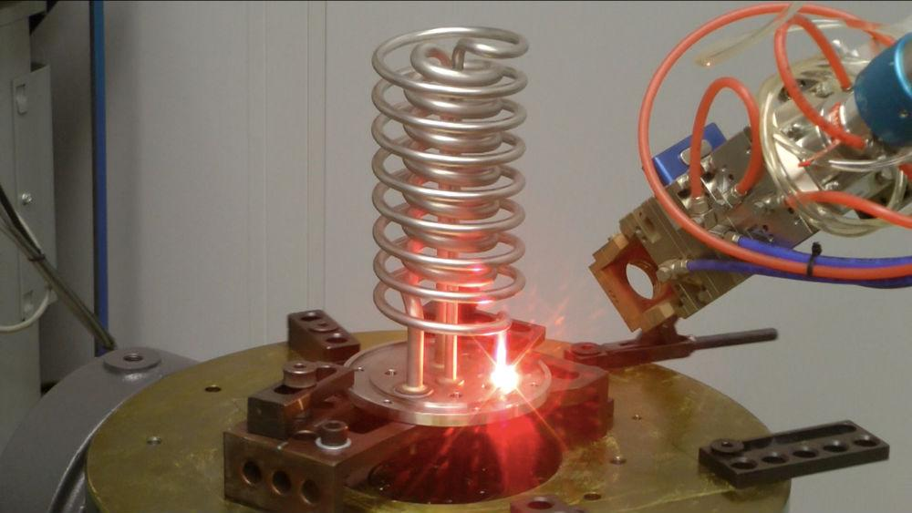 Should your operation convert from spot welding to laser keyhole